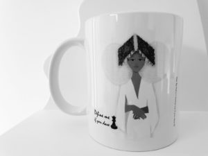 Mug La reine